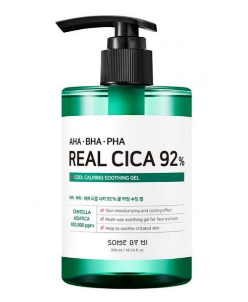 SOMEBYMI AHA-BHA-PHA Real Cica 92% Soothing Gel