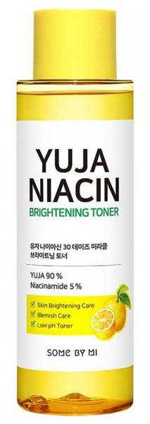 SOMEBYMI Yuja Niacin Miracle Brightening Toner