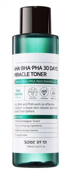 SOMEBYMI AHA-BHA-PHA 30 days Miracle Toner