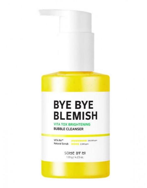 SOMEBYMI Bye Bye Blemish Vita Brightening Bubble Cleanser