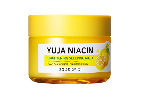 SOMEBYMI Yuya Niacin Miracle Brightening Sleeping Mask