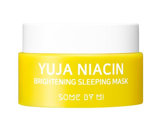 SOMEBYMI Yuya Niacin Miracle Brightening Sleeping Mask Mini